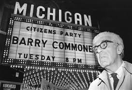 BARRY COMMONER b