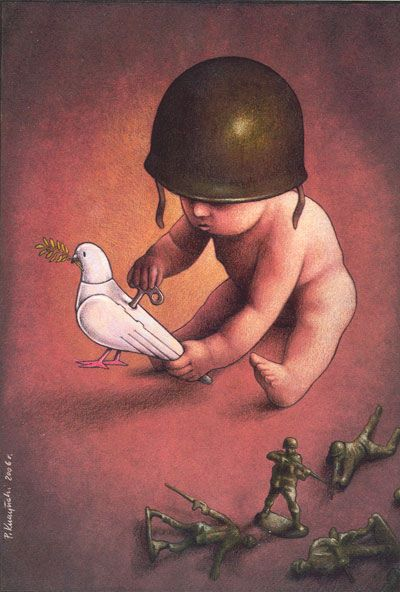KIDS war and PEACE