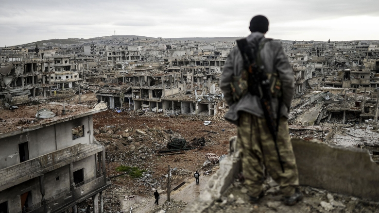 Syria destruction war