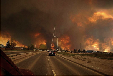 fort mcmurray fire1